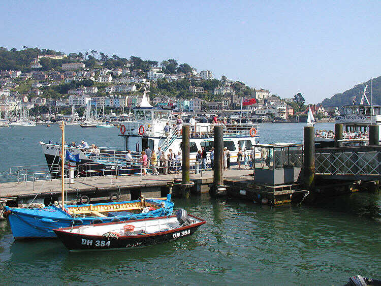 Dartmouth Short Breaks, Devon Walking Holidays, Luggage Transfers South West Coast Path