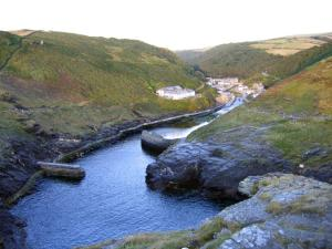 Boscastle Walking Accommodation, Cornwall Walking Holidays, South West Coast Path