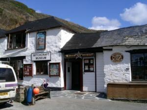 Museum of Witchcraft, Boscastle Walking, West Country Walking Holidays