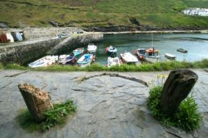 Boscastle Walking Holidays, Cornish Coast Path Short Breaks, UK Walking Holidays