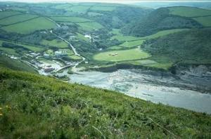 Crackington Haven Walking Accommodation, Self Guided Walking Holidays, South West Coast Path