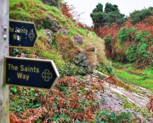Saints Way Cornwall, South West Walking Holidays and Luggage Transfers Cornwall