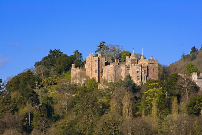 Dunster Castle Somerset