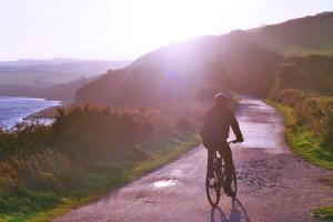 Cycling in Cornwall : Encounter Walking Holidays : Walking Holidays in England and Walking Short Breaks on The South West Coast Path, Two Moors Way and the Saints Way