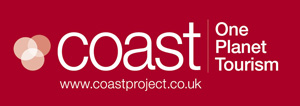 Coast logo – Sustainable Hiking and Walking in Cornwall