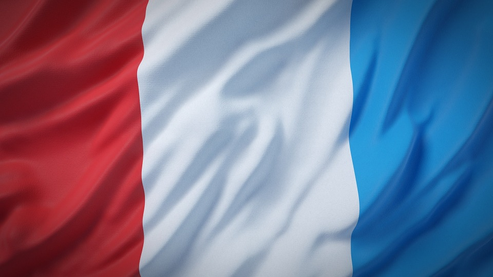 UK Walking Holidays for French Walkers the Flag of France