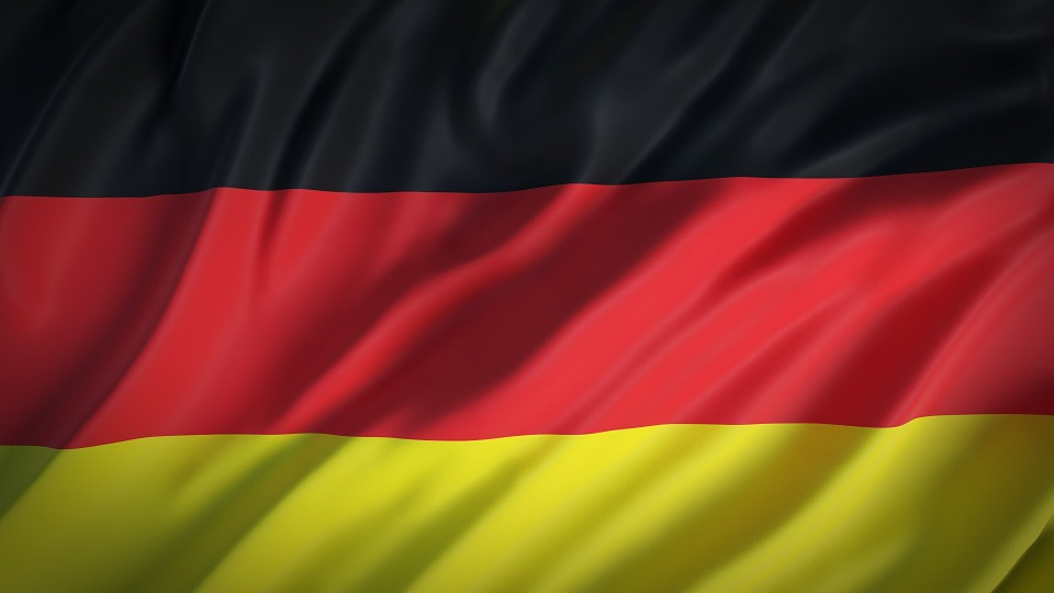 UK Walking Holidays for German Walkers the German Flag